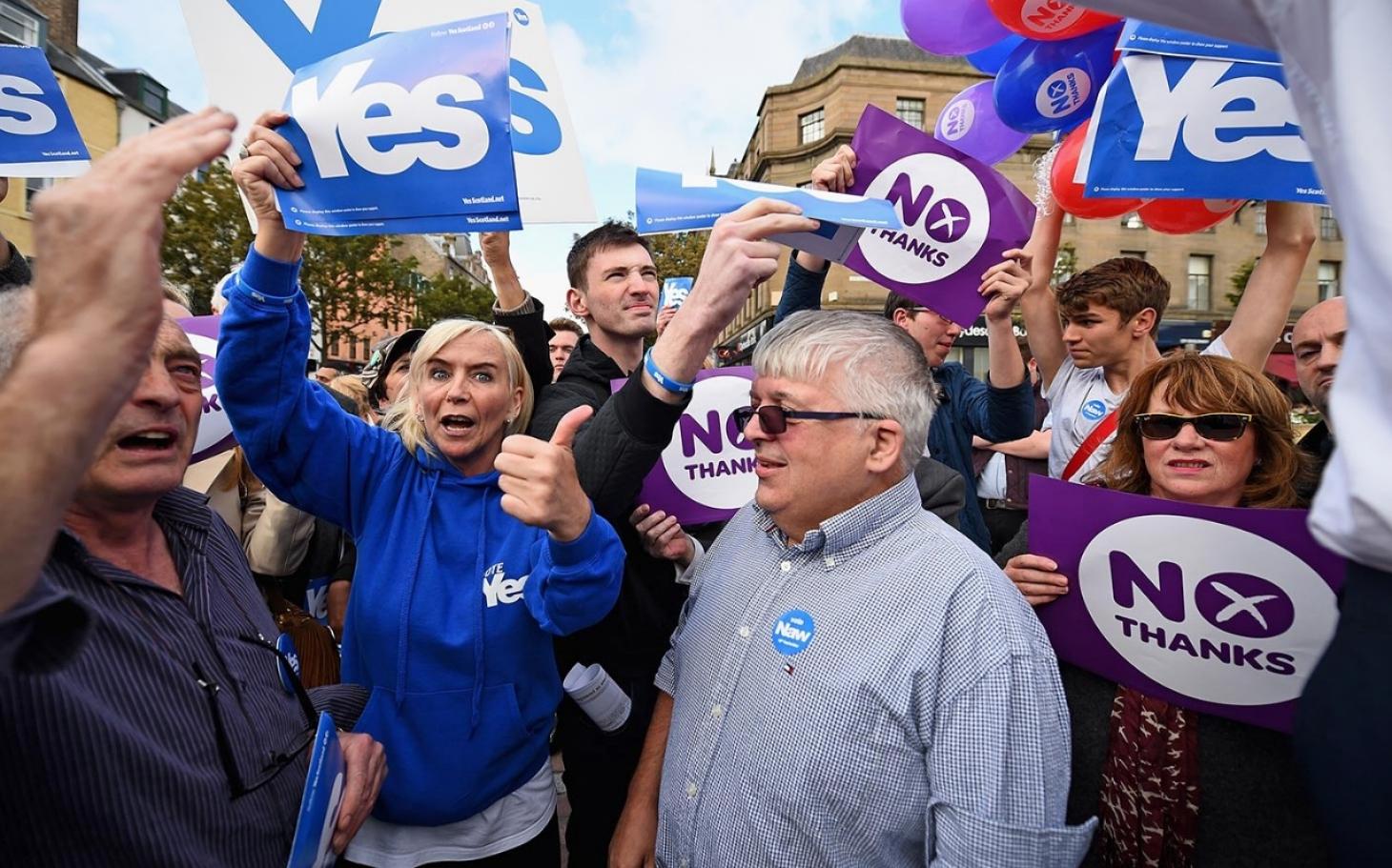 Scottish independence Referendum - Econ Alerts