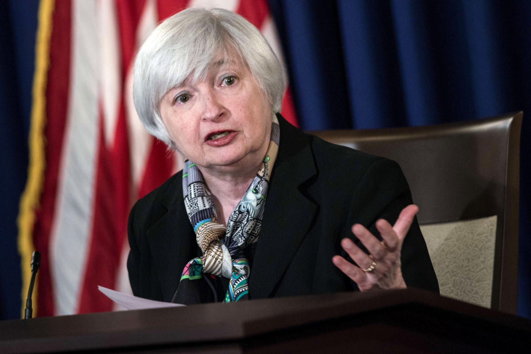 Janet Yellen - Econ Alerts