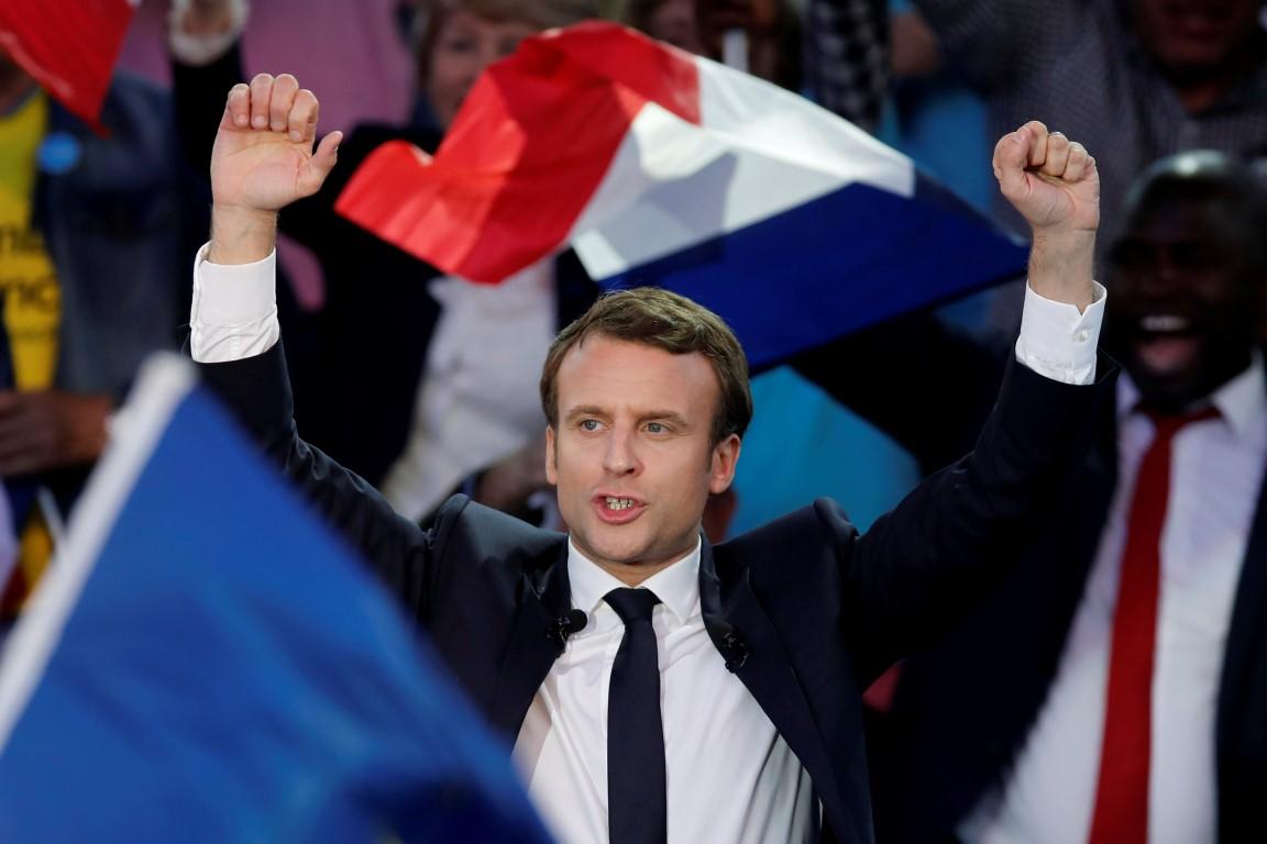 Emmanuel Macron - Econ ALerts
