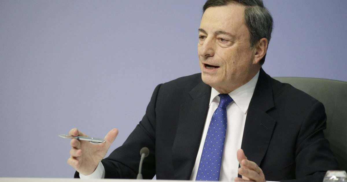 Mario Draghi ECB - Econ Alerts