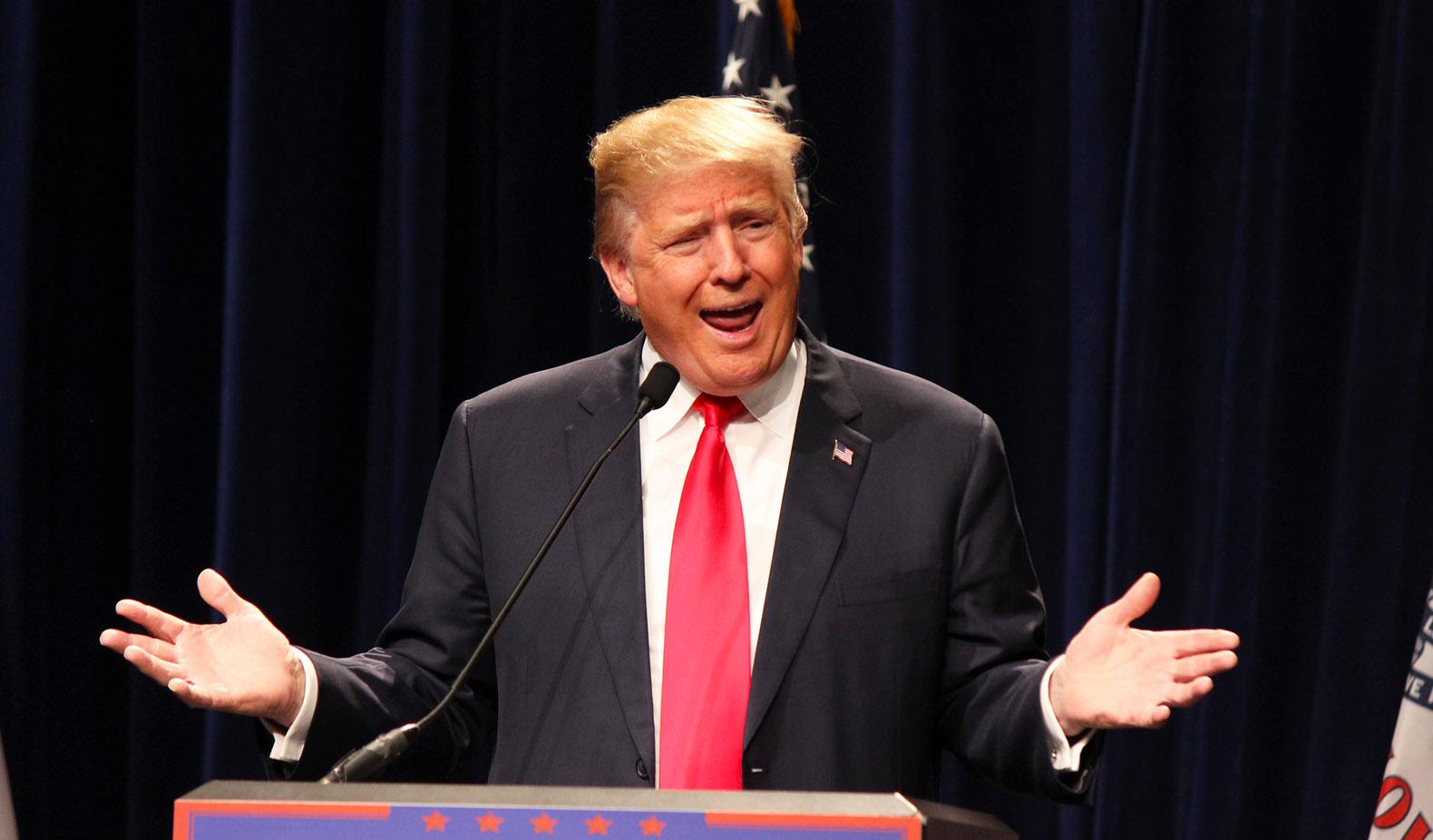 Trump, Build the wall - Econ Alerts