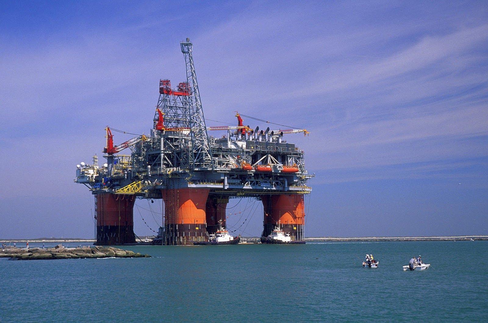 Oil Rig - Econ Alerts