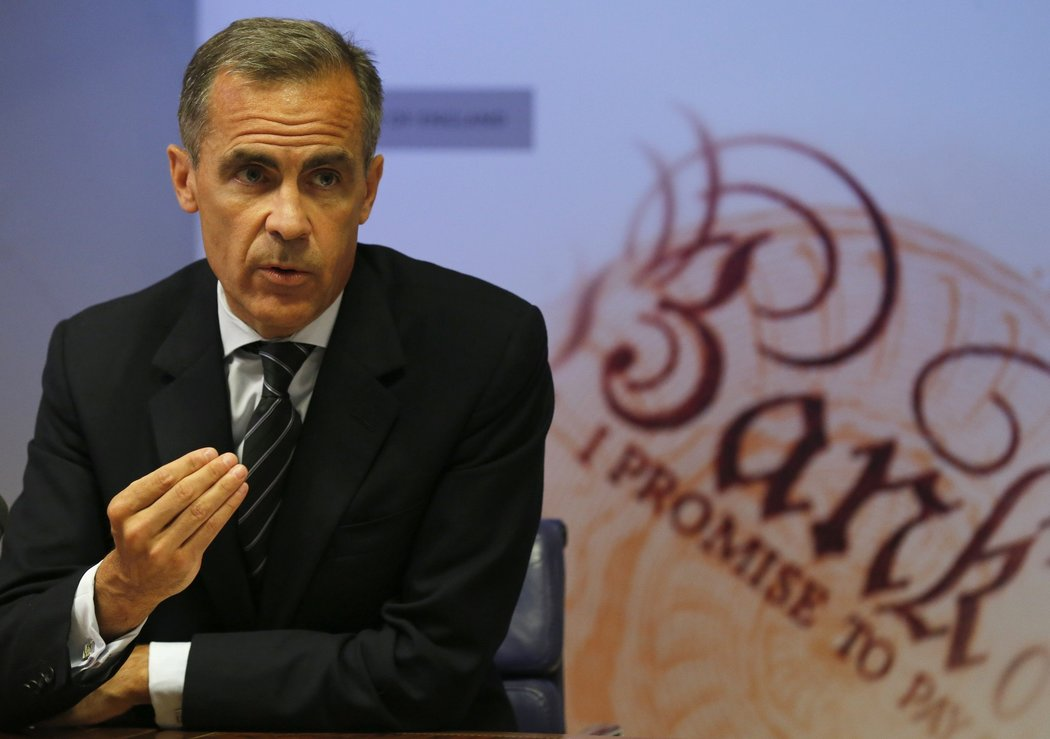 Mark Carney | Econ Alerts