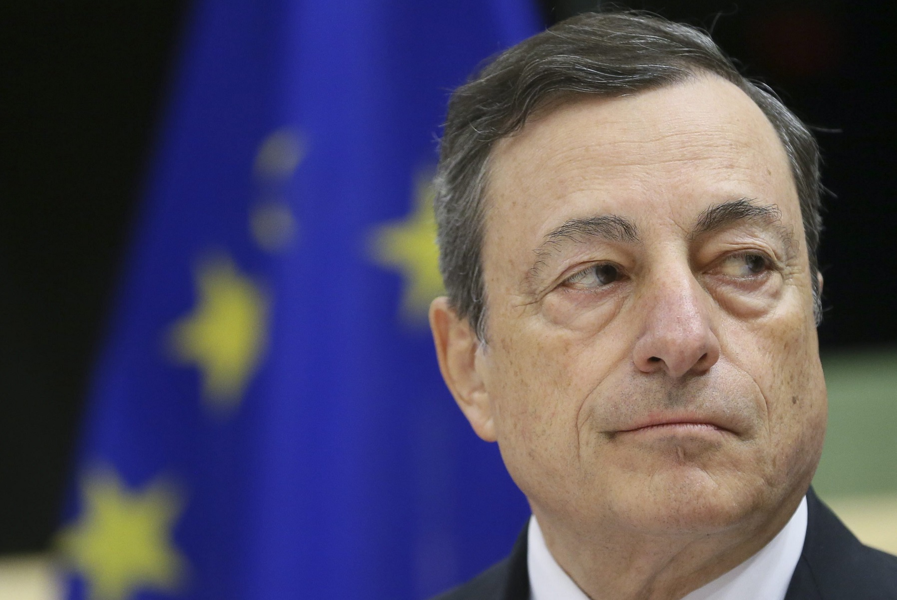 Mario Draghi, the Italian President of the European Central Bank | Econ Alerts