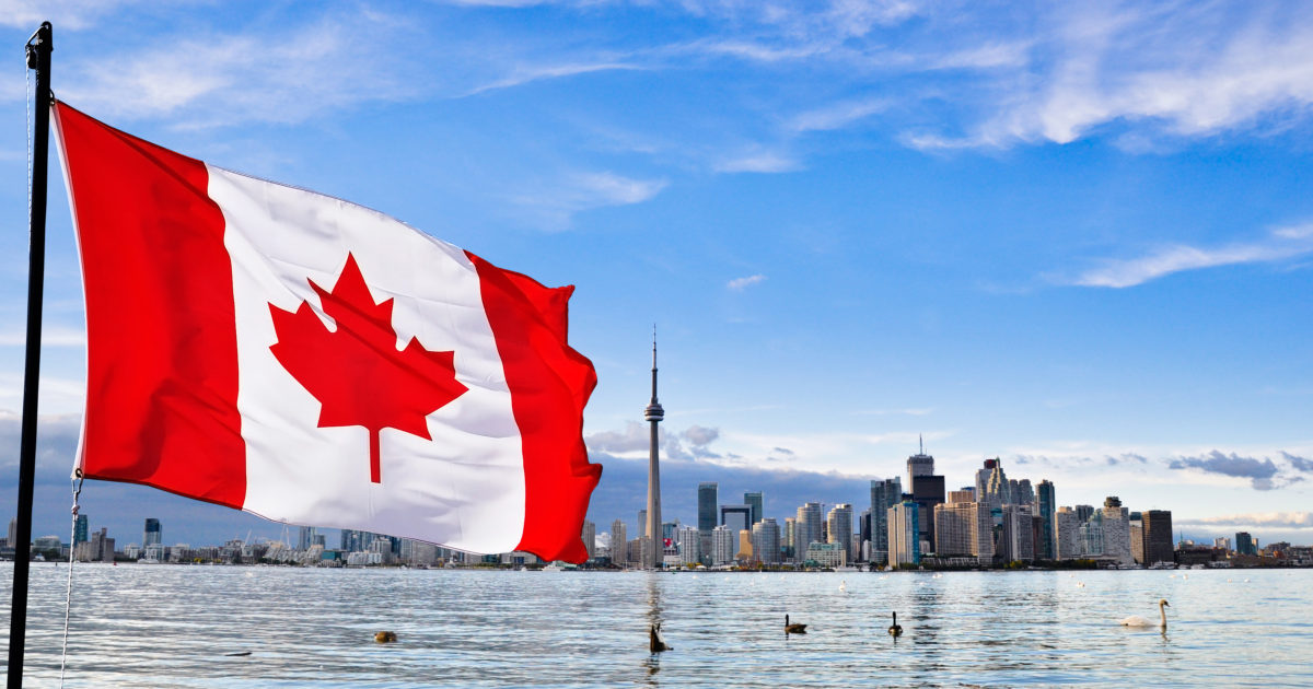 Canadian flag | Econ Alerts