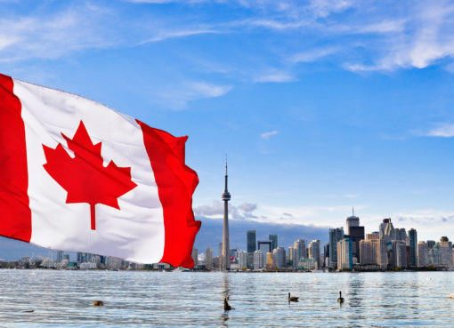Canadian flag | Econ Alerts