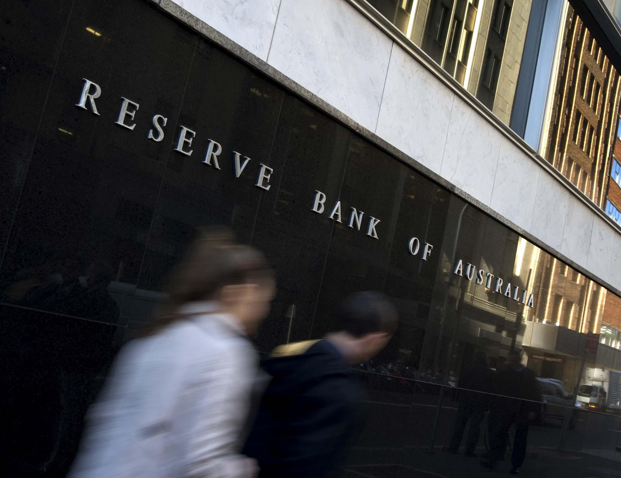 RESERVE BANK OF AUSTRALIA | Econ Alerts
