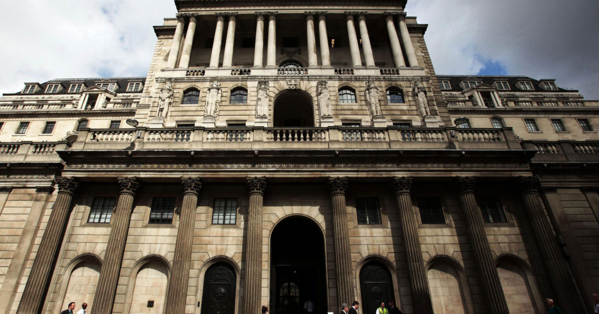 bank of England | Econ Alerts