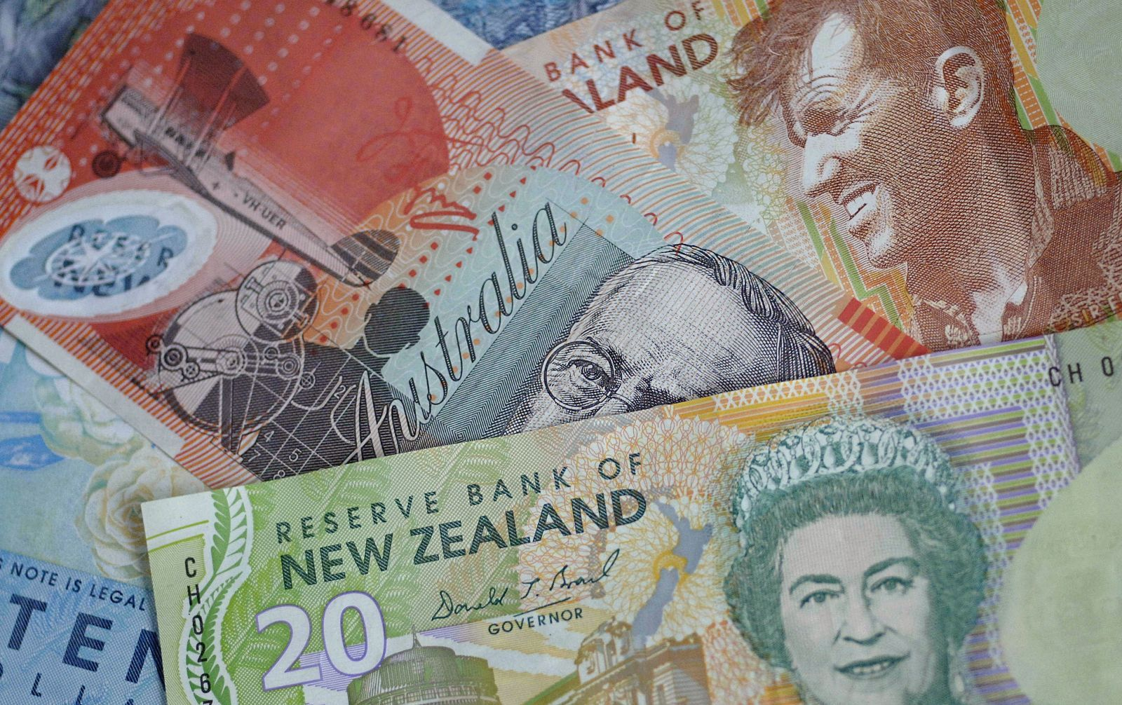 AUSTRALIA and New Zealand DOLLARS | Econ Alerts