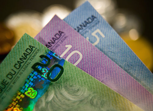 Canadian dollars, canadian currencies | Econ Alerts