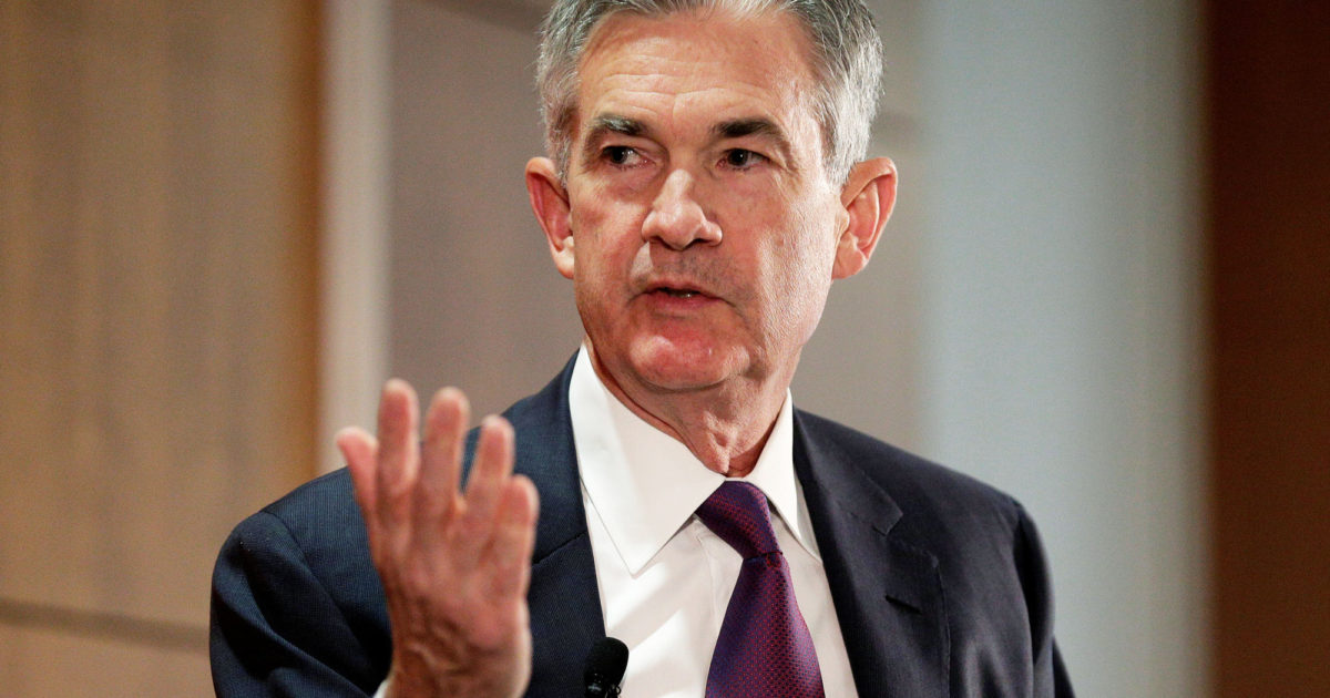 jerome powell | Econ Alerts