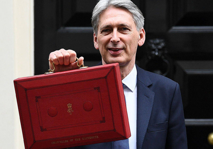 phillip hammond budget November 2017 | Econ Alerts