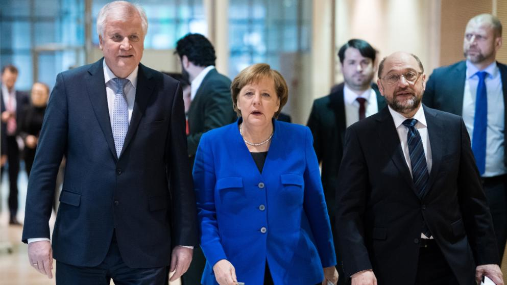 Groko - German coalition | Econ Alerts