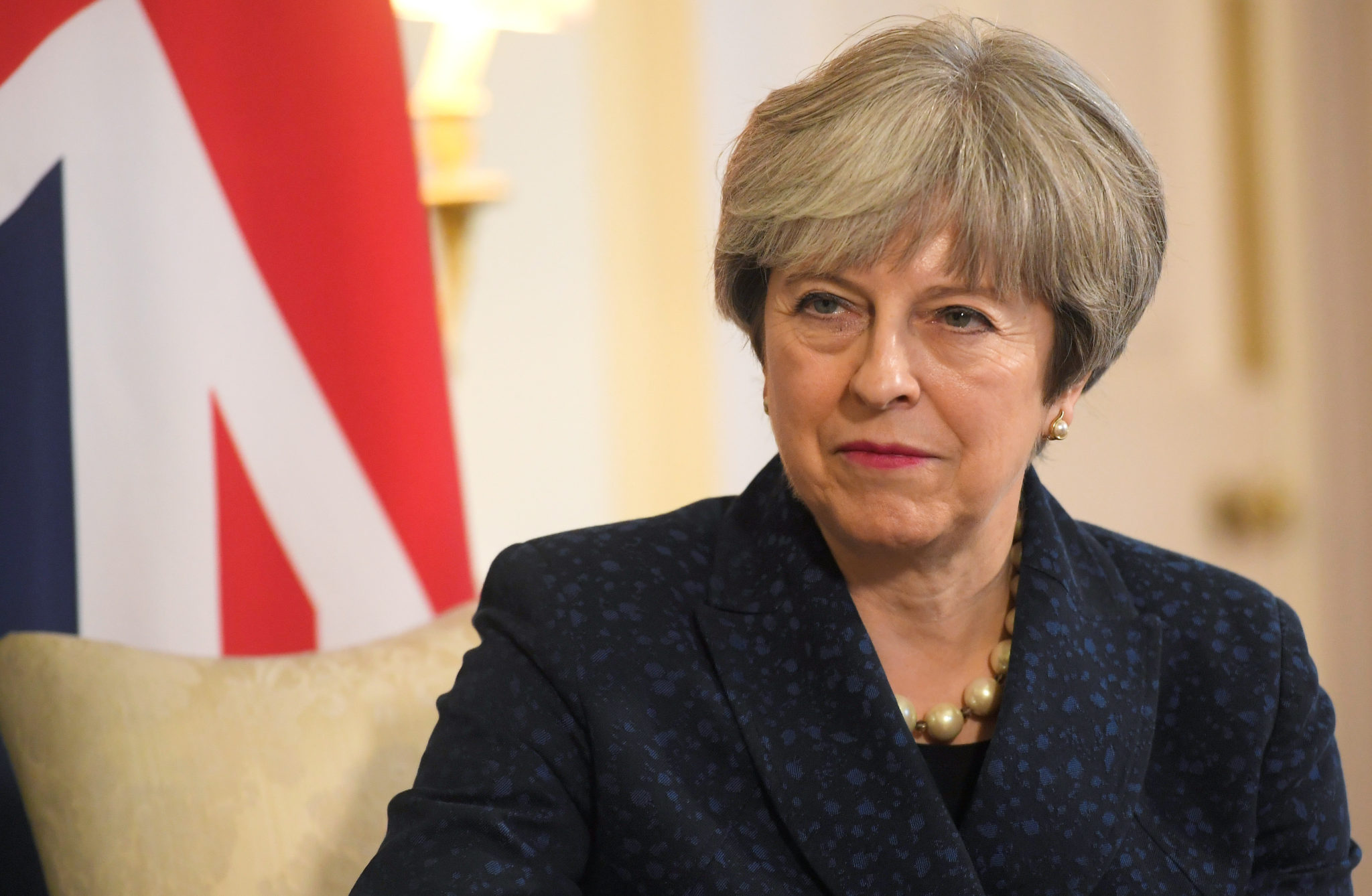 Britain's Prime Minister Theresa May | Econ Alerts