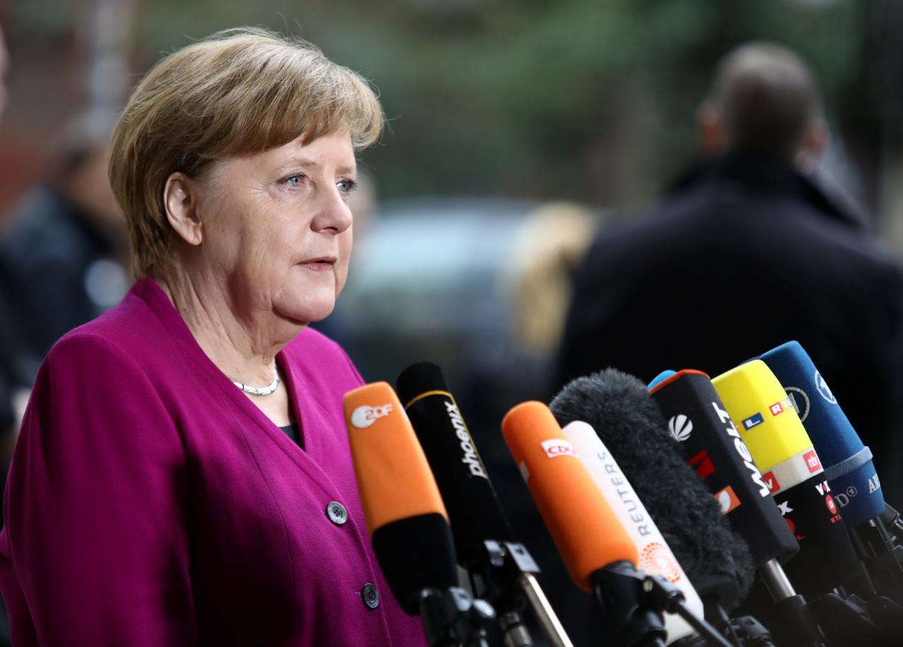 German Chancellor Angela Merkel | EconAlerts