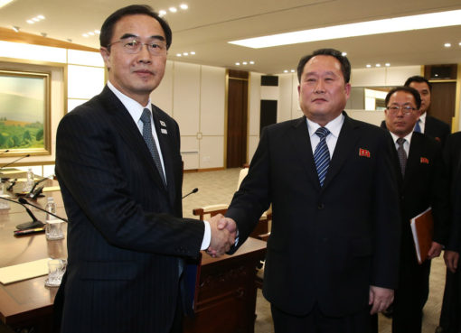 north and south korea   EconAlerts