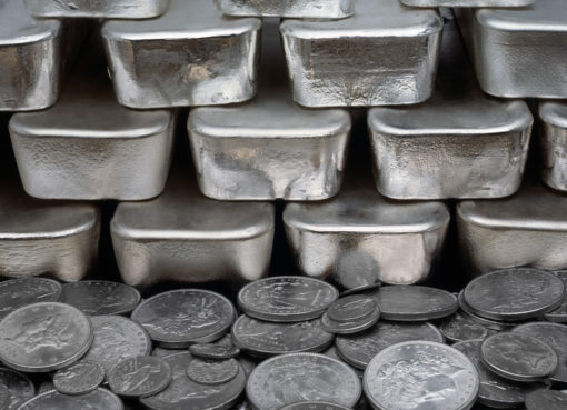 silver coins bars | EconAlerts