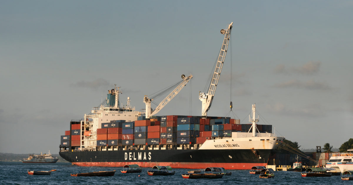 Container Ship | EconAlerts