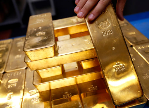 gold bars | EconAlerts