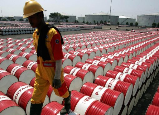 oil barrels | EconAlerts