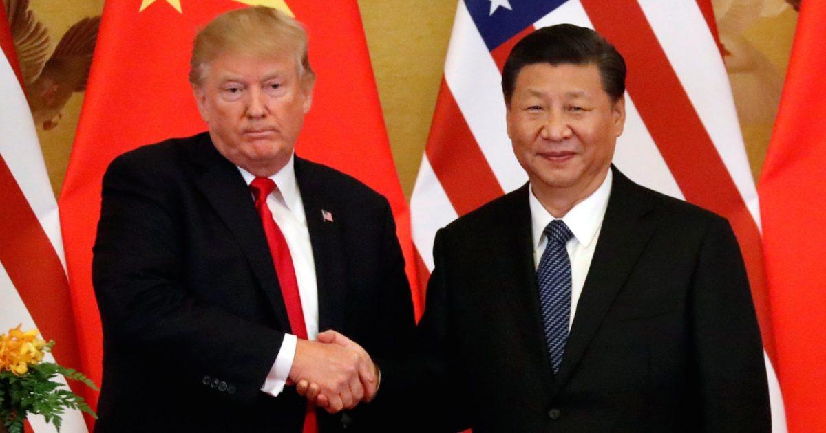 Donald Trump and Xi Jinping | EconAlerts