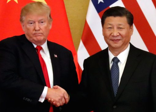 Donald Trump and Xi Jinping | EconAlerts