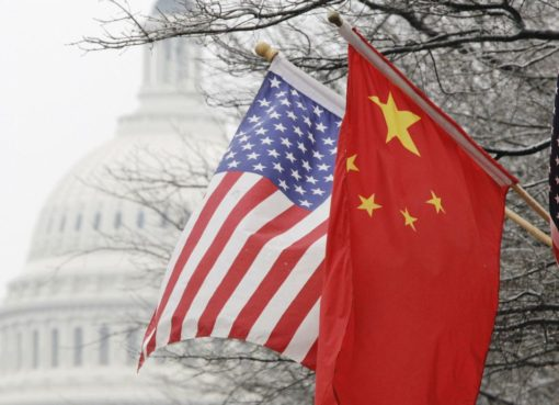 US China flags | EconAlerts