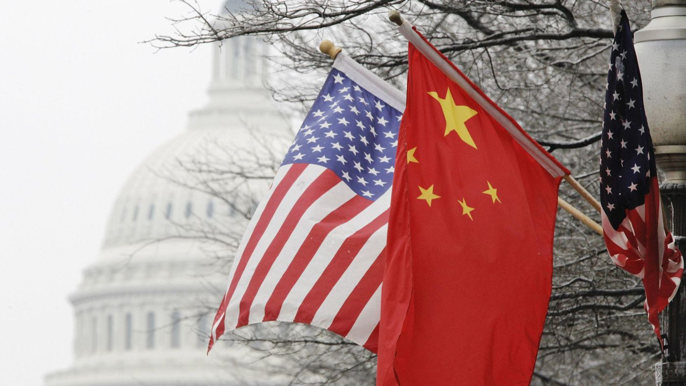 US China flags | EconAlerts