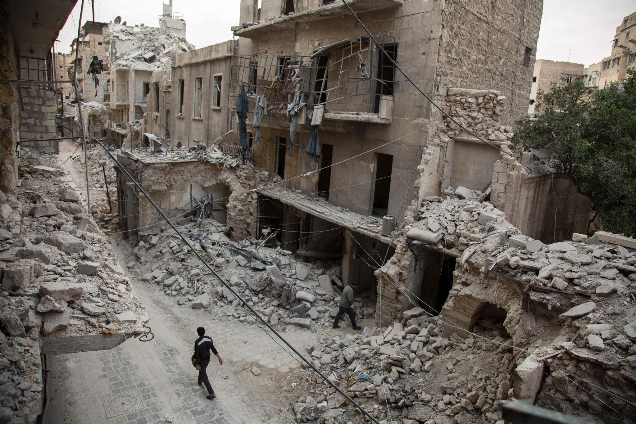 Aleppo, Syria | EconAlerts
