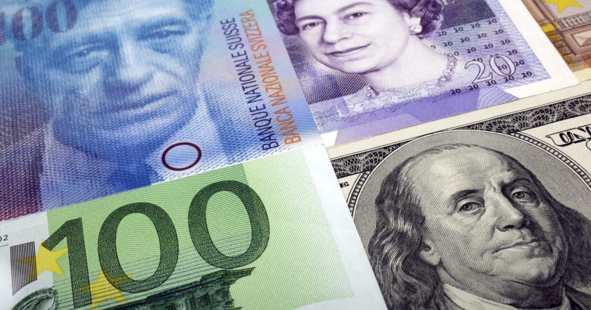 Euro Pound Dollar | EconAlerts