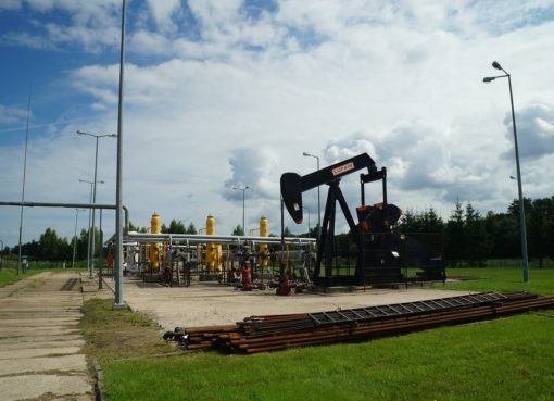 crude oil mine   EconAlerts