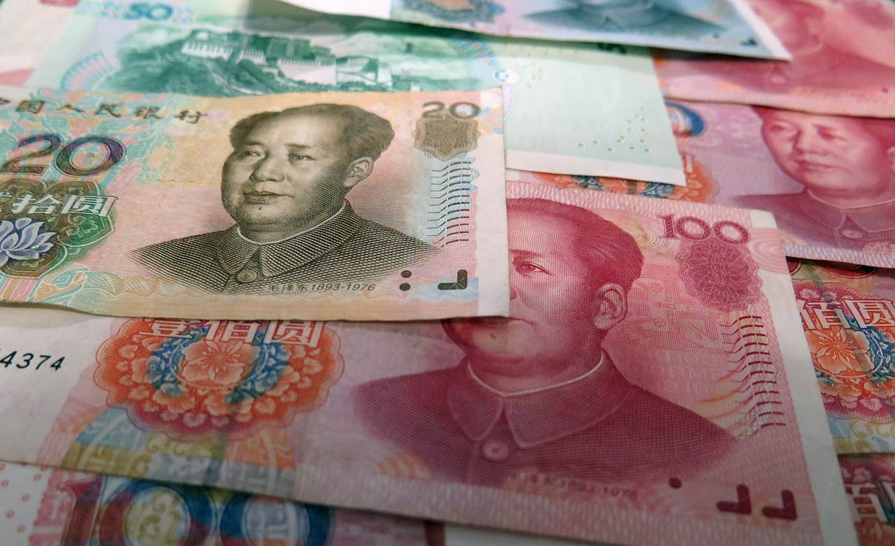 chinese money | EconAlerts