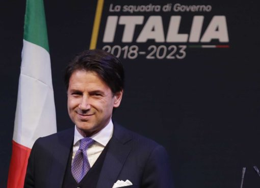 Giuseppe Conte | EconAlerts