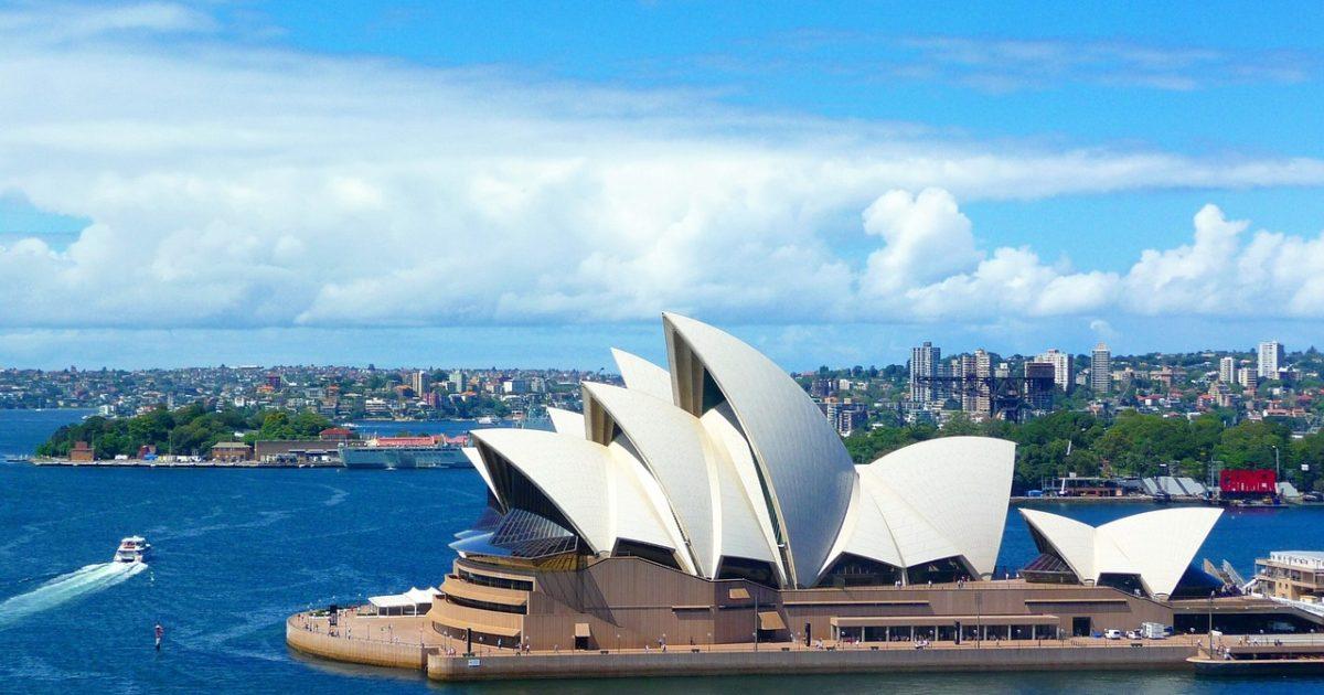 australia sydney opera house | EconAlerts