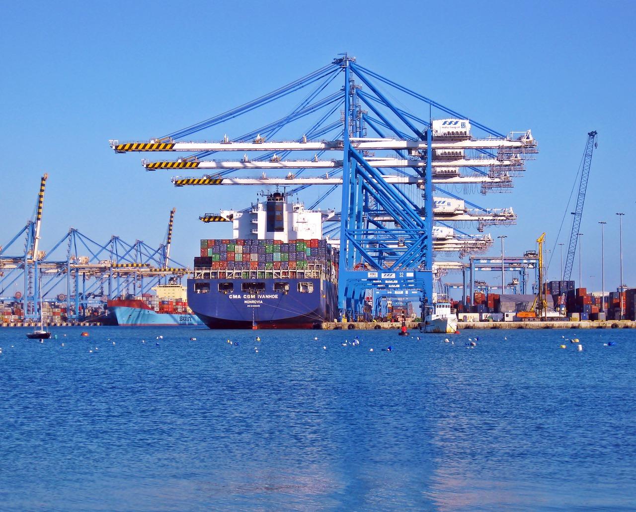 trade dock | EconAlerts