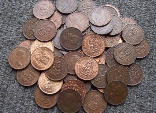 new zealand halfpenny coins | EconAlerts
