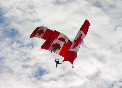 canadian skydivers | EconAlerts