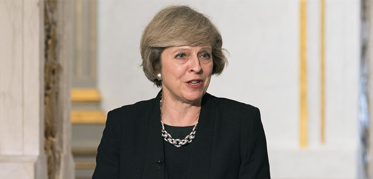 Theresa May | EconAlerts