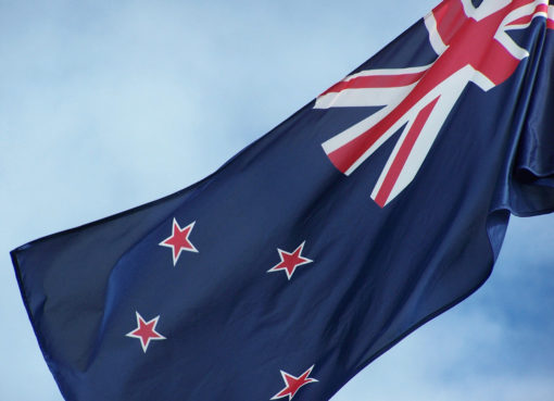 New Zealand flag |