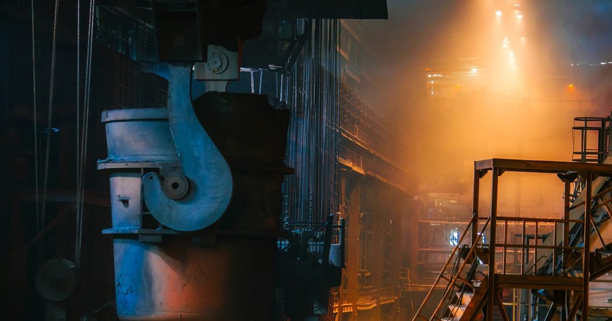 steel manufacturing | EconAlerts