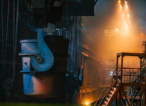 steel manufacturing | EconAlerts