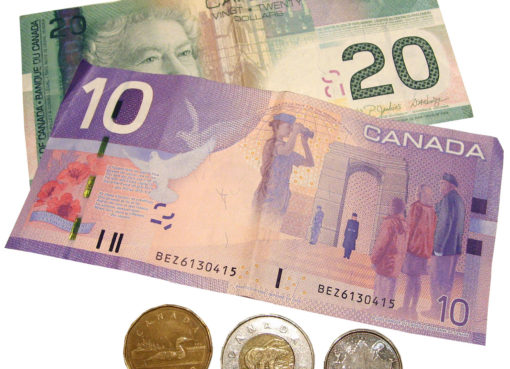 canadian money | EconAlerts