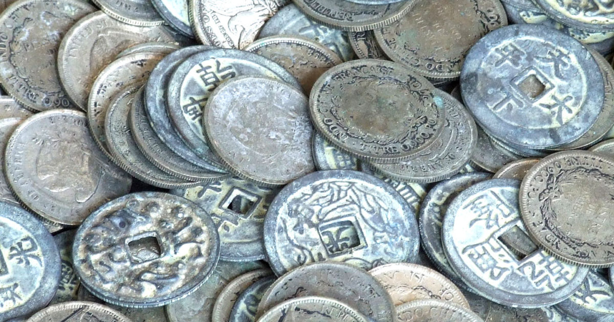 chinese mixed coins | EconAlerts