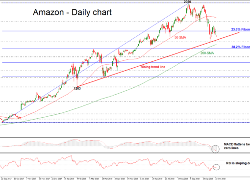 Amazon 23/10/18 | EconAlerts