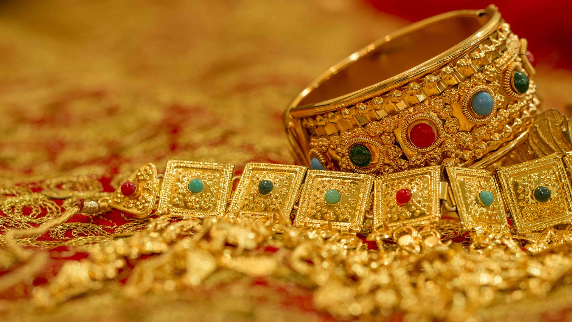 gold jewellery | EconAlerts