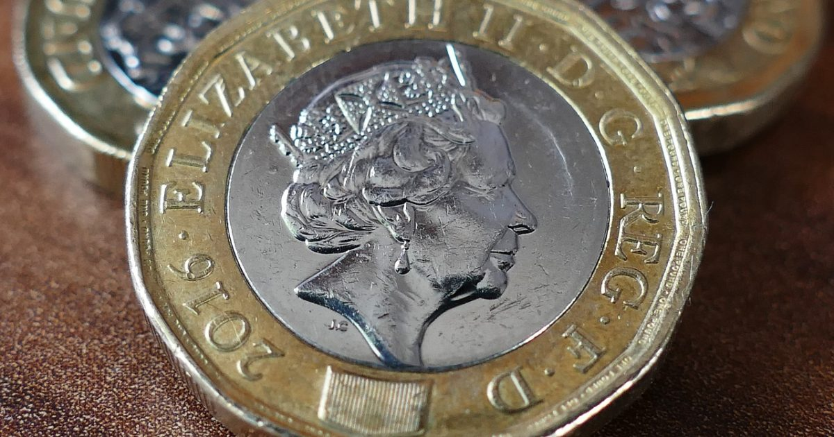 new pound coin | EconAlerts