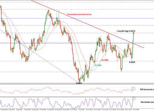 NZD/USD 01/11/18  EconAlerts