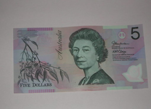 australian money | EconAlerts