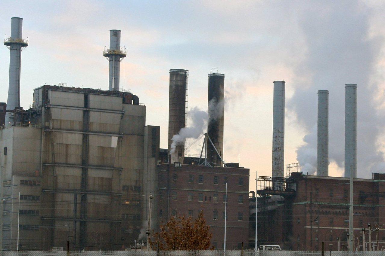 industrial stacks   EconAlerts