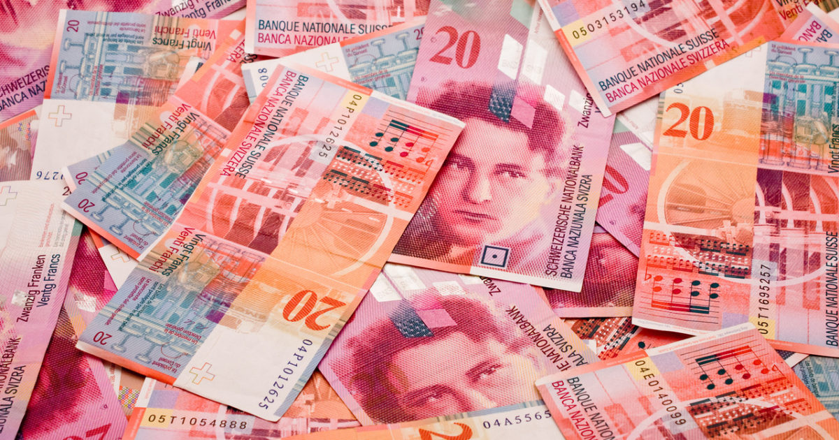 swiss money | EconAlerts